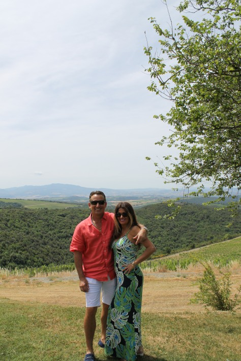 Castiglion del Bosco in Montalcino