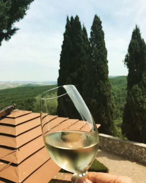 Tuscany, Italy - June 2017