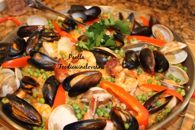 Gina's Ultimate Paella