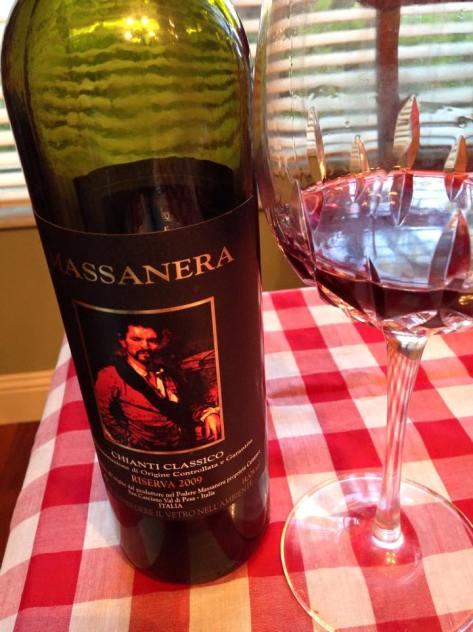 Massarena, Chianti Classico Riserva 2009