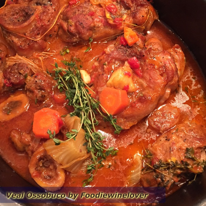 Delectable Veal Ossobuco