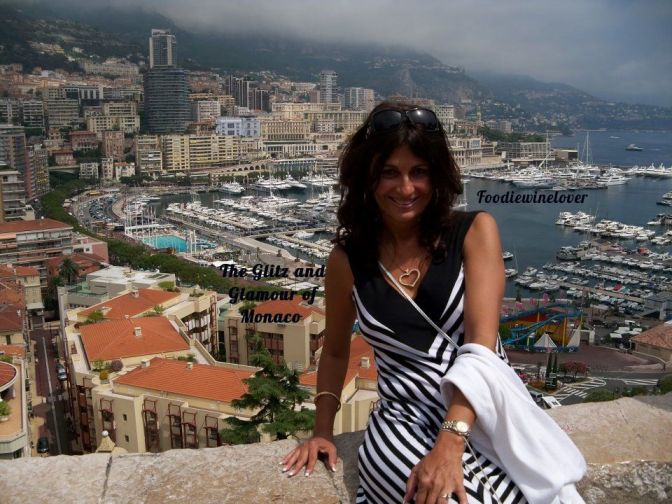 A Glimpse of The Glitz and Glamour of Monaco