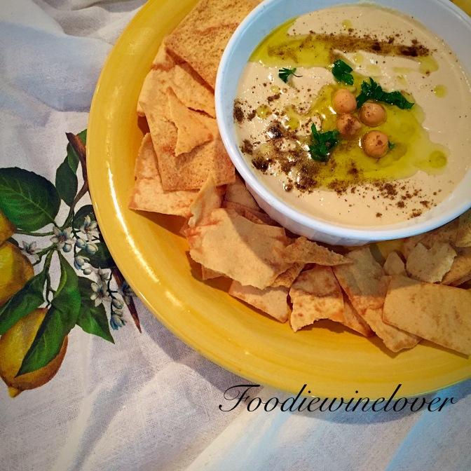 Gina's Hummus Recipe #2