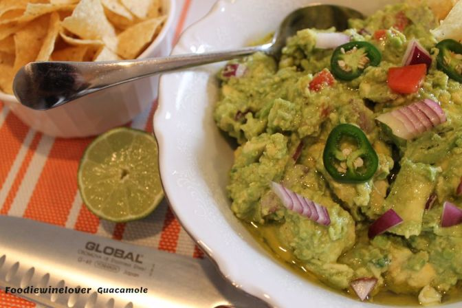 Guacamole for Super Bowl 51