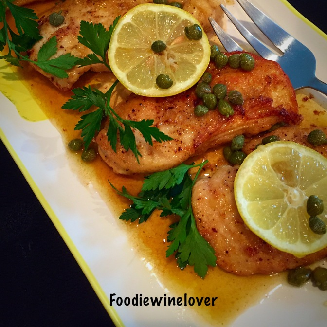 My Chicken Piccata