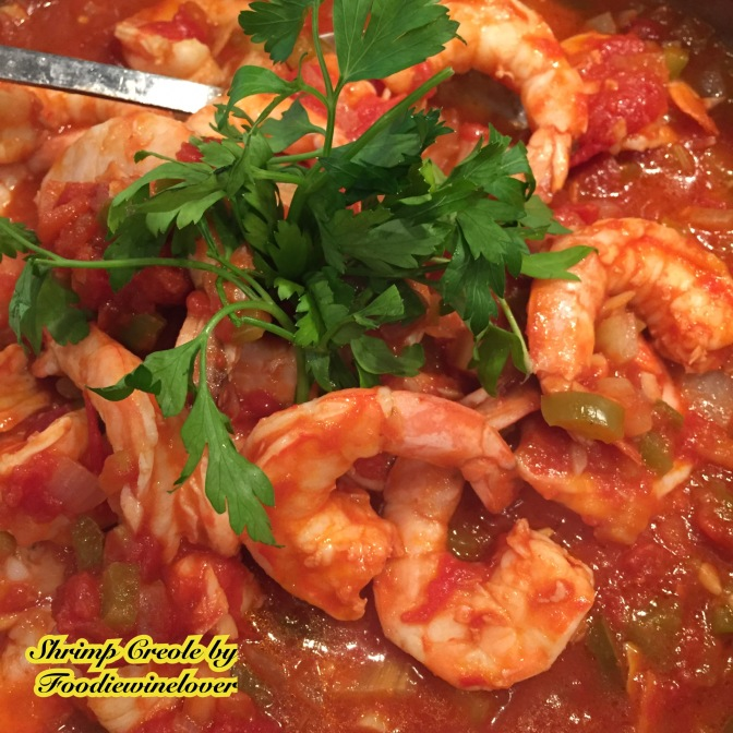 The Ultimate Shrimp Creole