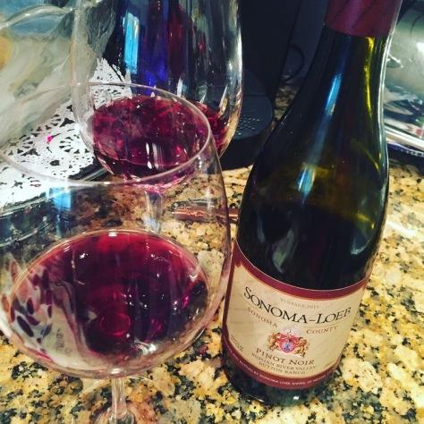 Sonoma Loeb, Pinot Noir