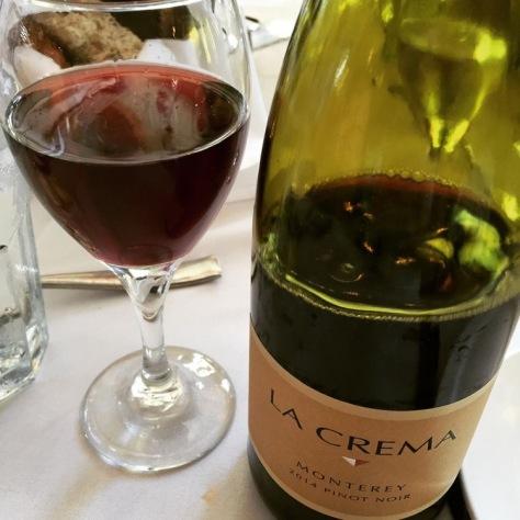 Elegant La Crema Pinot Noir