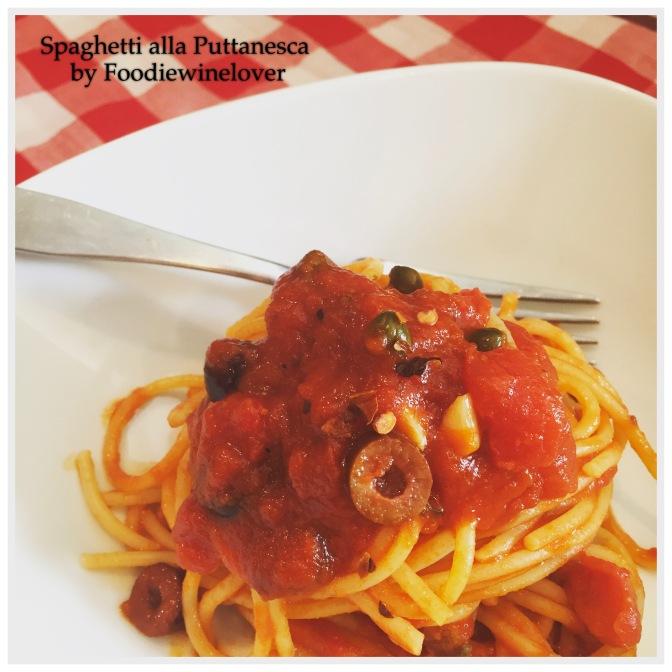Gina's Spaghetti alla Puttanesca