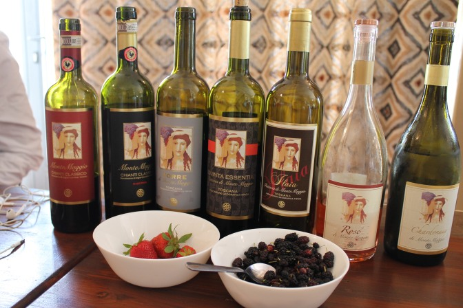 Fattoria di MonteMaggio, A Magical Boutique Winery in Tuscany